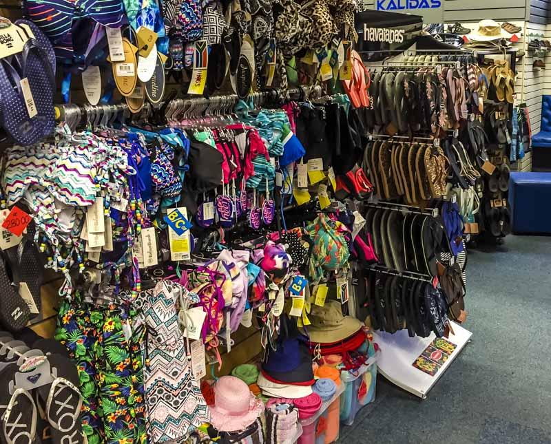 Shopping in Simonstown